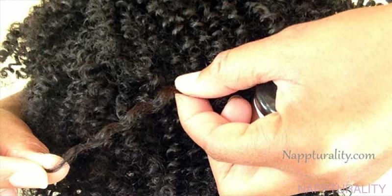 Natural Hair Elasticity