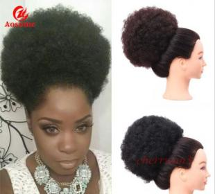 Name:  Afro puff on white mannequin.jpg